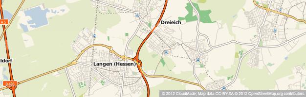 Solarium und Sonnenstudio in Dreieich (Hessen)
