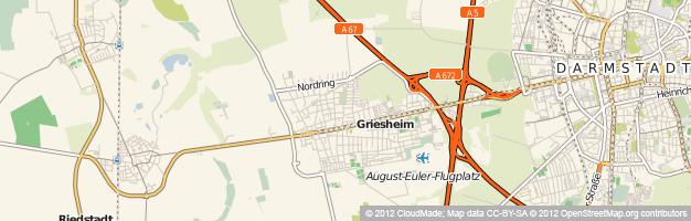 Solarium und Sonnenstudio in Griesheim (Hessen)