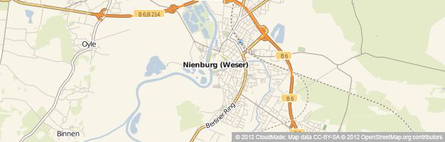 Solarium und Sonnenstudio in Nienburg/Weser (Niedersachsen)