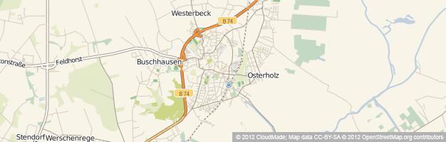 Solarium und Sonnenstudio in Osterholz-Scharmbeck (Niedersachsen)