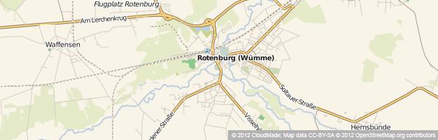Solarium und Sonnenstudio in Rotenburg (Wümme) (Niedersachsen)