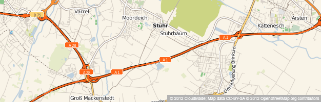 Solarium und Sonnenstudio in Stuhr (Niedersachsen)