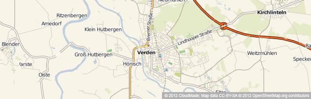 Solarium und Sonnenstudio in Verden (Aller) (Niedersachsen)